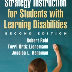 Strategy Instruction for Students with Learning Disabilities, 2nd edition, 2nd Edition – PDF ebook