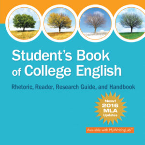Student's Book of College English , 14th Edition – PDF ebook