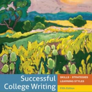 Additional Exercises for Successful College Writing: Skills – Strategies – Learning Styles, 5th Edition – PDF ebook