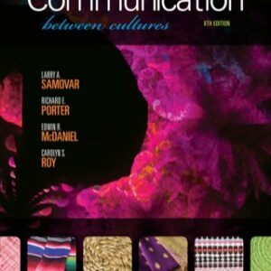 Communication Between Cultures, 8th Edition – PDF ebook