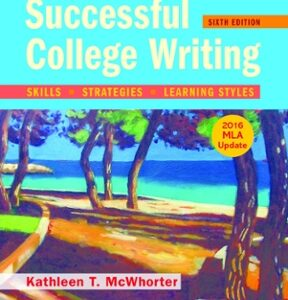 Successful College Writing with 2016 MLA Update, 6th Edition – PDF ebook