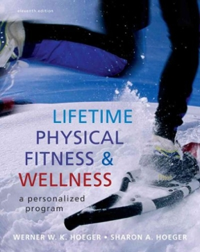 (PDF ebook) Lifetime Physical Fitness and Wellness: A Personalized Program, 11th Edition