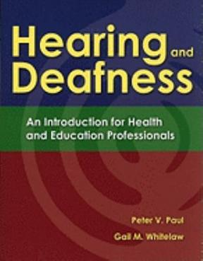 (PDF ebook) Hearing and Deafness, 1st Edition
