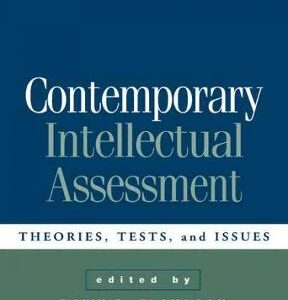 (PDF ebook) Contemporary Intellectual Assessment: Theories, Tests, and Issues, 2nd Edition