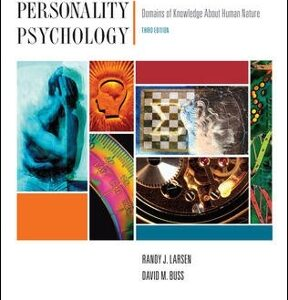 Personality Psychology: Domains of Knowledge About Human Nature, 3rd Edition – PDF ebook