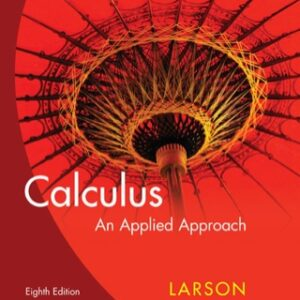 Calculus: An Applied Approach, 8th Edition – PDF ebook