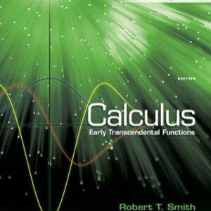Calculus: Early Transcendental Functions, 4th Edition – PDF ebook