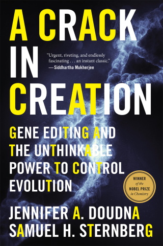 (PDF ebook) – A Crack in Creation, 1st Edition: Gene Editing and the Unthinkable Power to Control Evolution