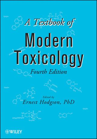 (PDF ebook) – A Textbook of Modern Toxicology 4th Edition