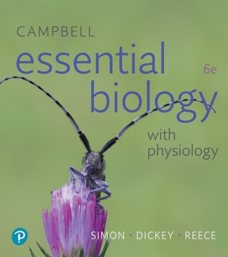 (PDF ebook) – Campbell Essential Biology with Physiology 6th Edition