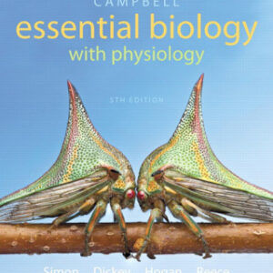 (PDF ebook) – Campbell Essential Biology with Physiology 5th Edition