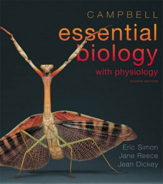 (PDF ebook) – Campbell Essential Biology with Physiology 4th Edition