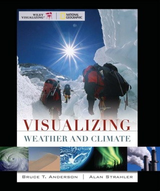 (PDF ebook) – Visualizing Weather and Climate 1st Edition