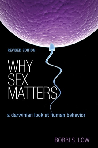 (PDF ebook) – Why Sex Matters, 1st Edition: A Darwinian Look at Human Behavior – Revised Edition