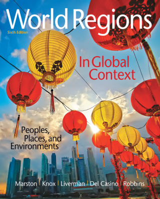 (PDF ebook) – World Regions in Global Context, 6th Edition: Peoples, Places, and Environments