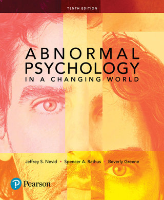 (PDF ebook) Abnormal Psychology in a Changing World, 10th Edition