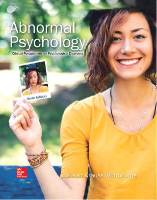 (PDF ebook) Abnormal Psychology: Clinical Perspectives on Psychological Disorders, 9th Edition