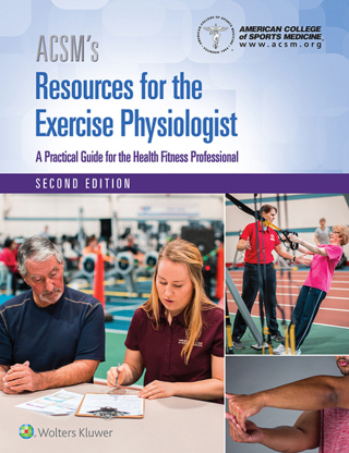 (PDF ebook) ACSM's Resources for the Exercise Physiologist, 2nd Edition