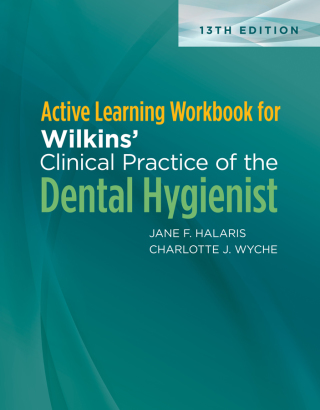 (PDF ebook) Active Learning Workbook for Wilkins' Clinical Practice of the Dental Hygienist, 13th Edition