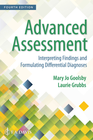 (PDF ebook) Advanced Assessment Interpreting Findings and Formulating Differential Diagnoses, 4th Edition