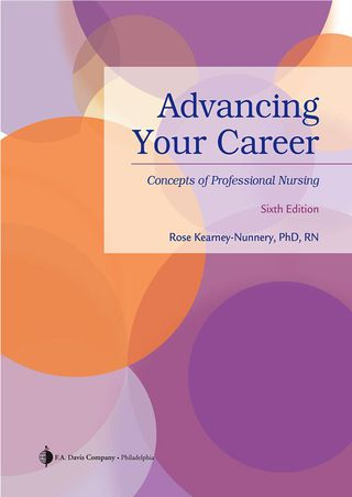 (PDF ebook) Advancing Your Career Concepts of Professional Nursing, 6th Edition