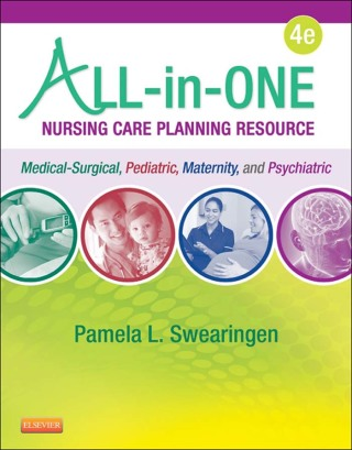 (PDF ebook) All-In-One Care Planning Resource, 4th Edition