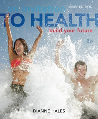 (PDF ebook) An Invitation to Health: Building Your Future, 8th Edition