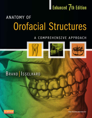 (PDF ebook) Anatomy of Orofacial Structures: A Comprehensive Approach, 7th Edition