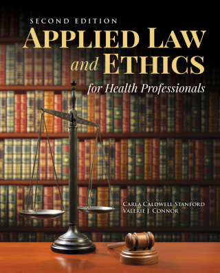 (PDF ebook) Applied Law & Ethics for Health Professionals, 2nd Edition