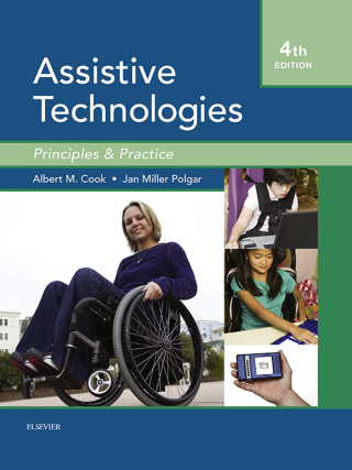 (PDF ebook) Assistive Technologies: Principles and Practice, 4th Edition