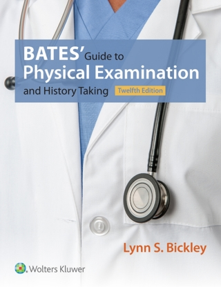 (PDF ebook) Bates' Guide to Physical Examination and History Taking, 12th Edition