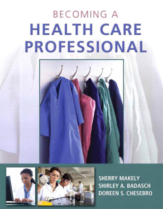 (PDF ebook) Becoming a Health Care Professional, 1st Edition