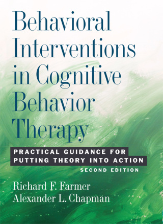 (PDF ebook) Behavioral Interventions in Cognitive Behavior Therapy: Practical Guidance for Putting Theory Into Action, 2nd Edition