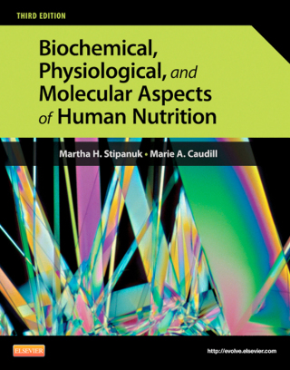 (PDF ebook) Biochemical, Physiological, and Molecular Aspects of Human Nutrition, 3rd Edition