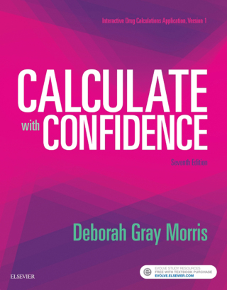 (PDF ebook) Calculate with Confidence, 7th Edition