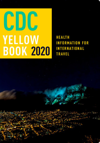 (PDF ebook) Emerging Infectious Diseases (CDC Yellow Book 2020), 1st Edition