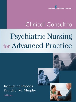 (PDF ebook) Clinical Consult to Psychiatric Nursing for Advanced Practice, 1st Edition
