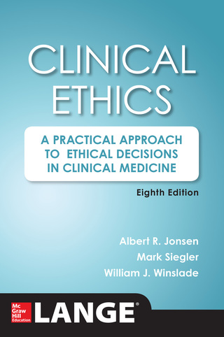 (PDF ebook) Clinical Ethics: A Practical Approach to Ethical Decisions in Clinical Medicine, 8th Edition