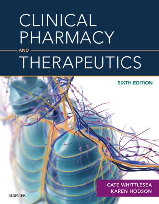 (PDF ebook) Clinical Pharmacy and Therapeutics, 6th Edition