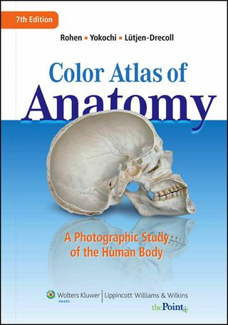 (PDF ebook) Color Atlas of Anatomy: A Photographic Study of the Human Body, 7th Edition