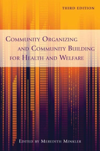(PDF ebook) Community Organizing and Community Building for Health and Welfare, 3rd Edition