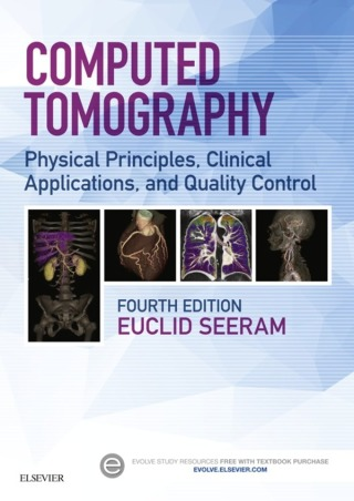 (PDF ebook) Computed Tomography: Physical Principles, Clinical Applications, and Quality Control, 4th Edition