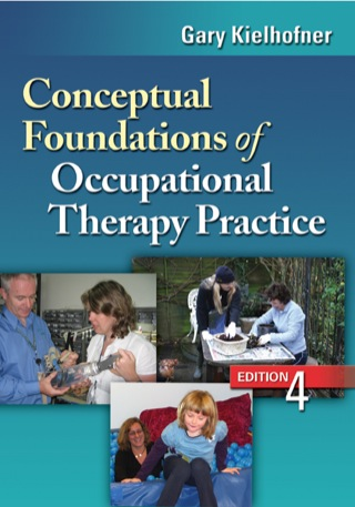 (PDF ebook) Conceptual Foundations of Occupational Therapy Practice, 4th Edition