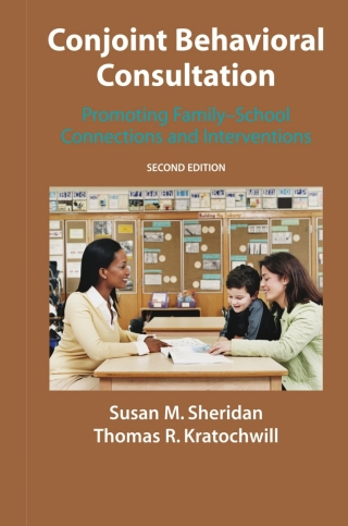 (PDF ebook) Conjoint Behavioral Consultation: Promoting Family-School Connections and Interventions, 2nd Edition