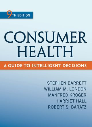 (PDF ebook) Consumer Health: A Guide To Intelligent Decisions, 9th Edition