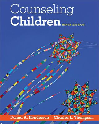 (PDF ebook) Counseling Children, 9th Edition