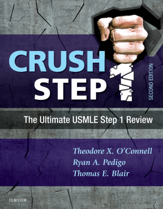 (PDF ebook) Crush Step 1: The Ultimate USMLE Step 1 Review, 2nd Edition