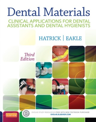 (PDF ebook) Dental Materials: Clinical Applications for Dental Assistants and Dental Hygienists, 3rd Edition