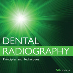 (PDF ebook) Dental Radiography: Principles and Techniques, 5th Edition