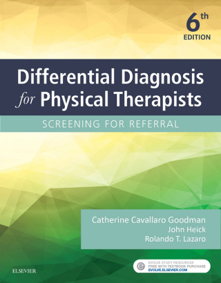 (PDF ebook) Differential Diagnosis for Physical Therapists: Screening for Referral, 6th Edition
